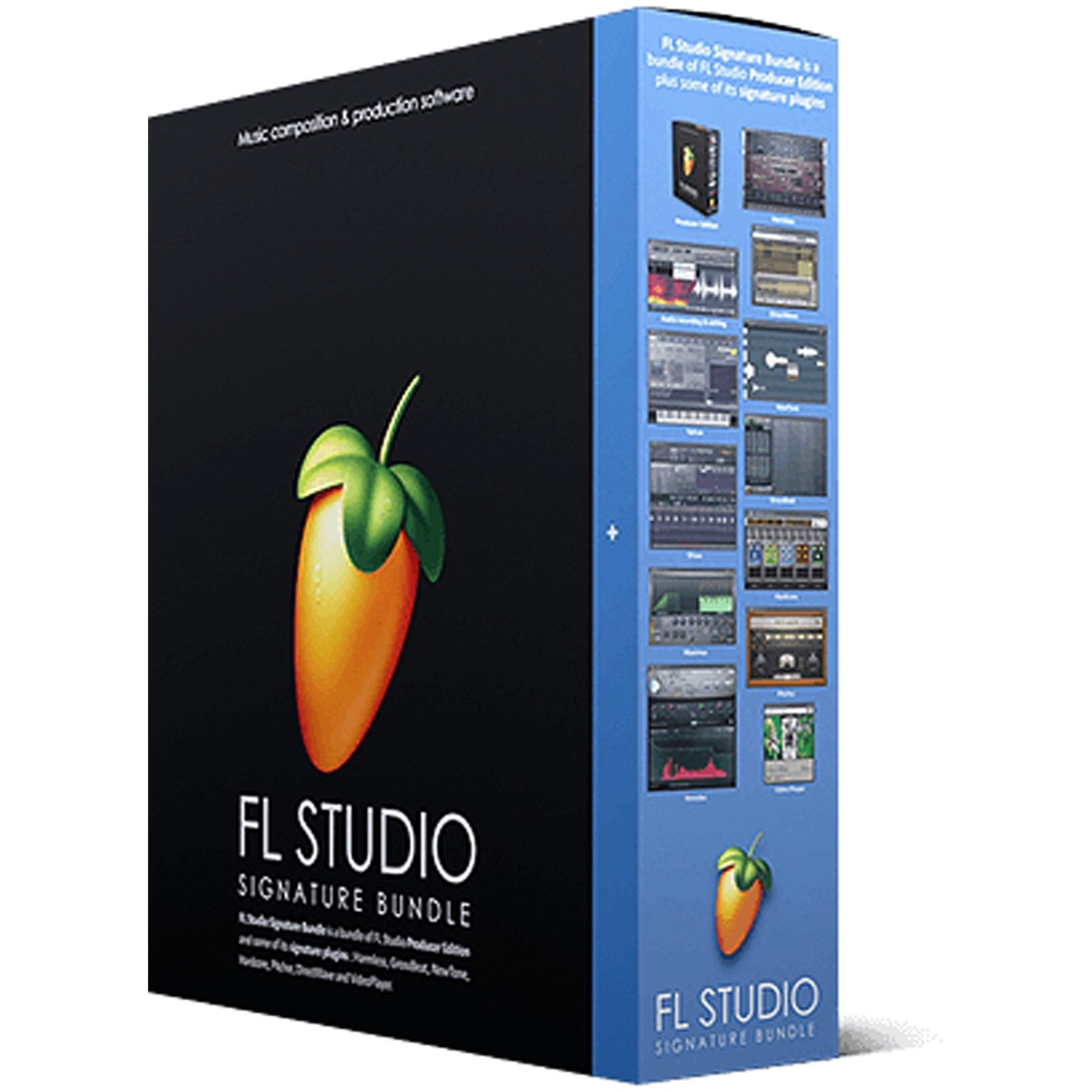 Image Line FL Studio 20 Signature Bundle Software