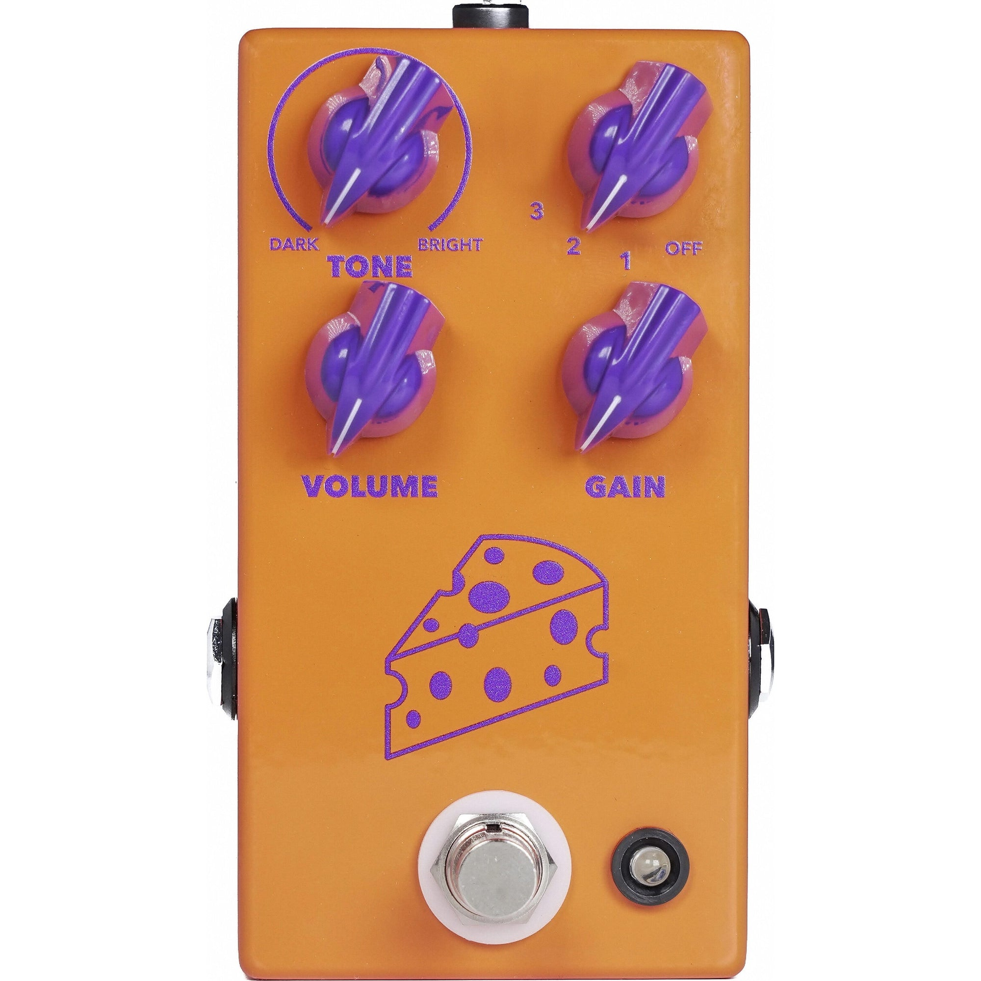 JHS Cheese Ball Fuzz Distortion Pedal