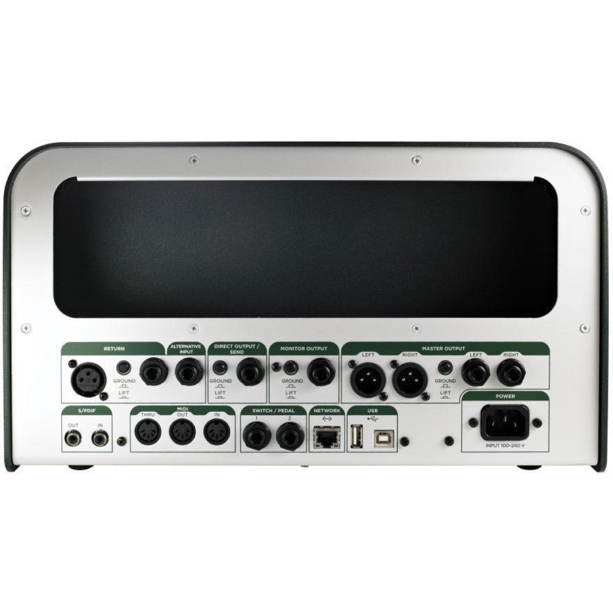 Kemper Profiler Guitar Amplifier Modeler, White