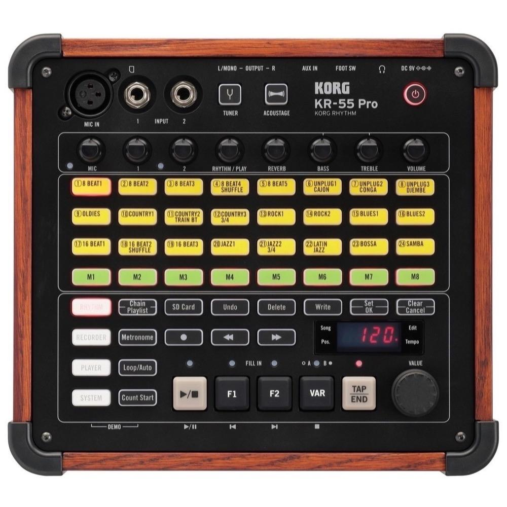 Korg KR-55 Pro Electronic Drum Machine