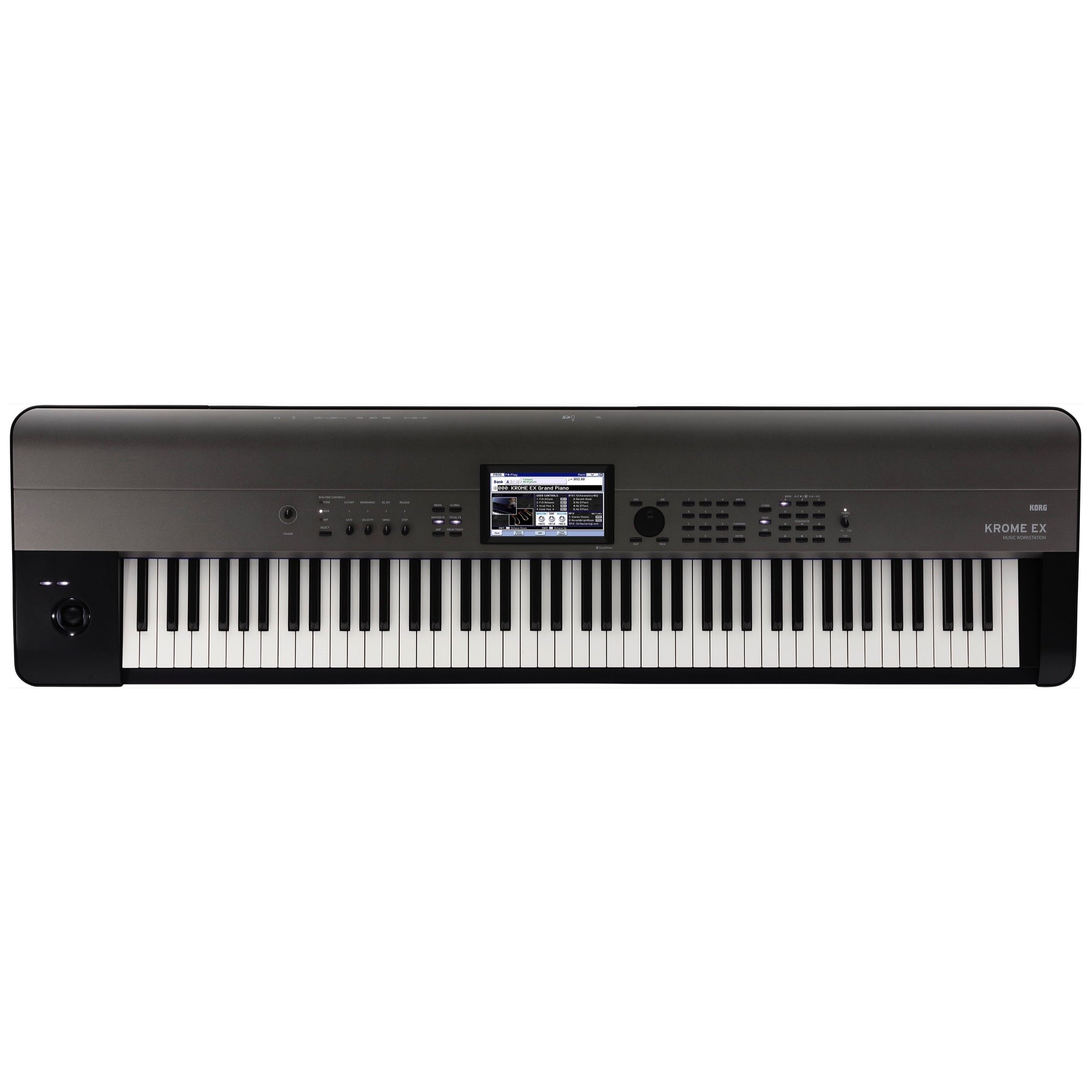 Korg Krome EX 88 Synthesizer Workstation Keyboard