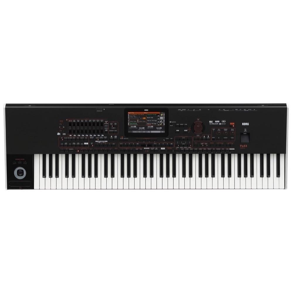Korg Pa4X Oriental Professional Arranger Workstation Keyboard, 76-Key