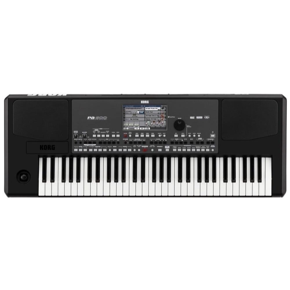Korg Pa600 Arranger Workstation Keyboard, 61-Key