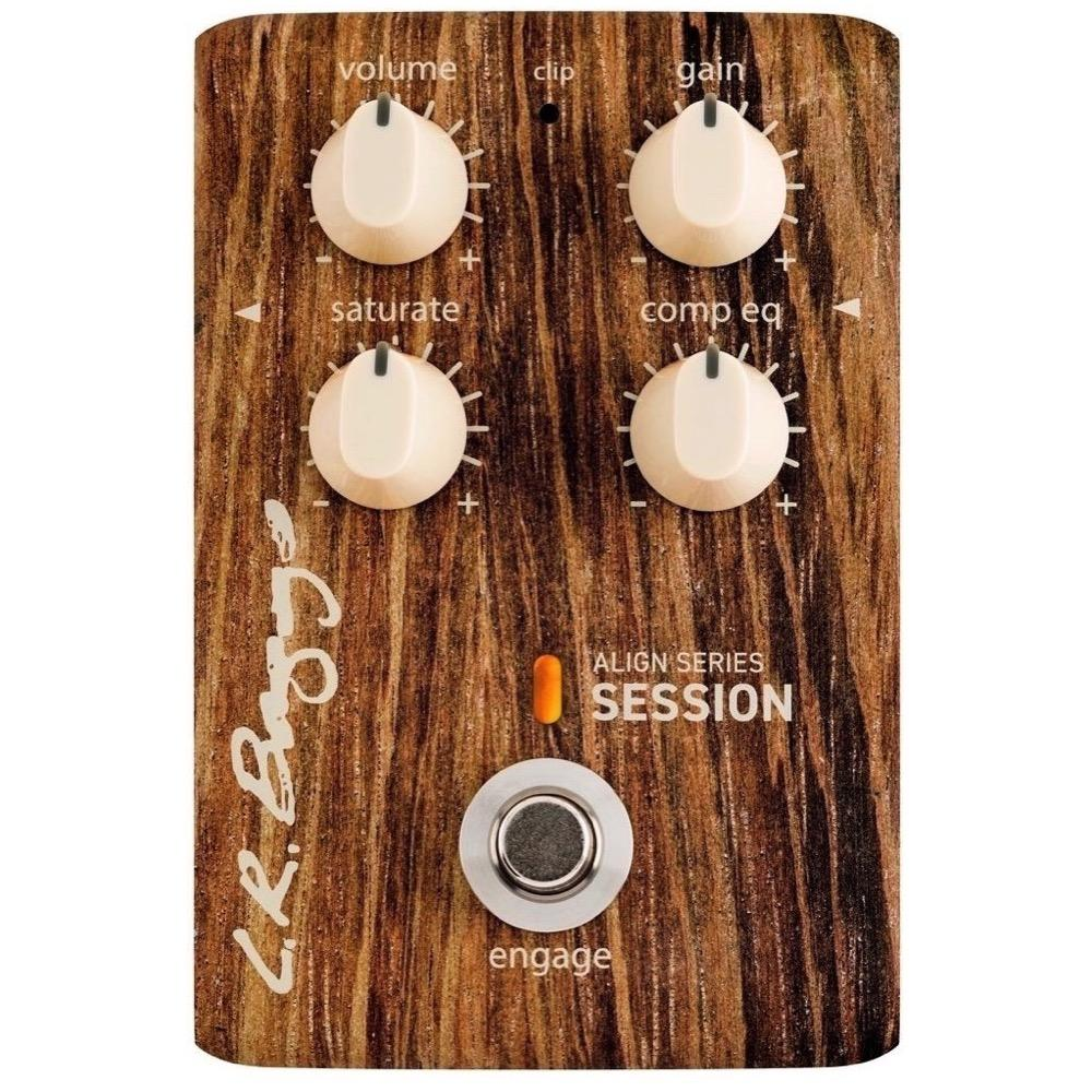 LR Baggs Align Session Saturation Compressor Pedal