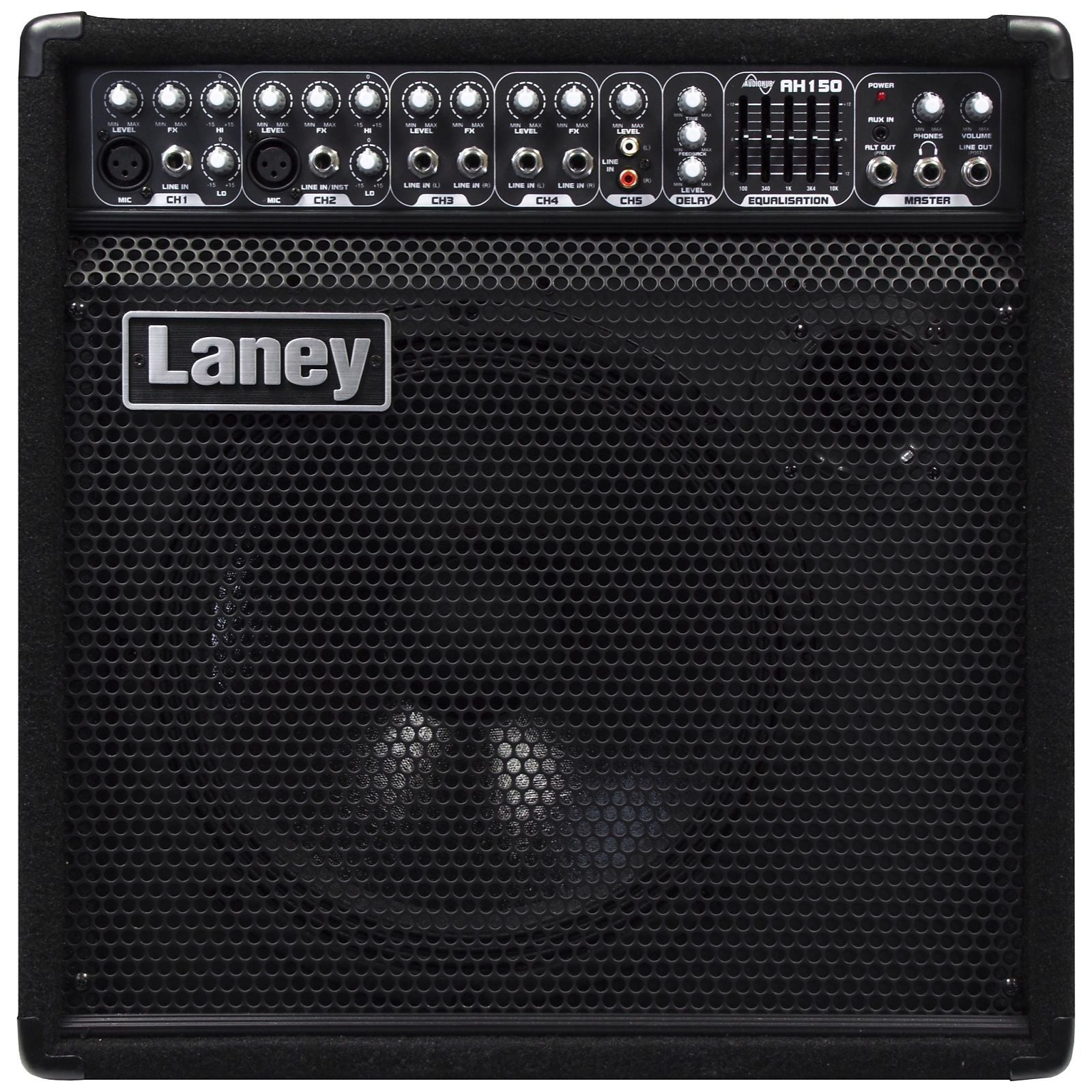 Laney AH150 Audiohub Full Range Combo Amplifier (150 Watts, 1x12 Inch)