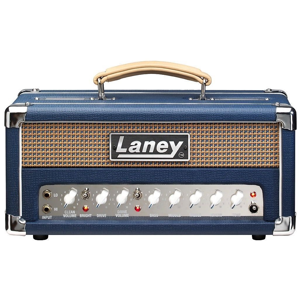 Laney L5 Studio Guitar Amplifier Head and Audio Interface