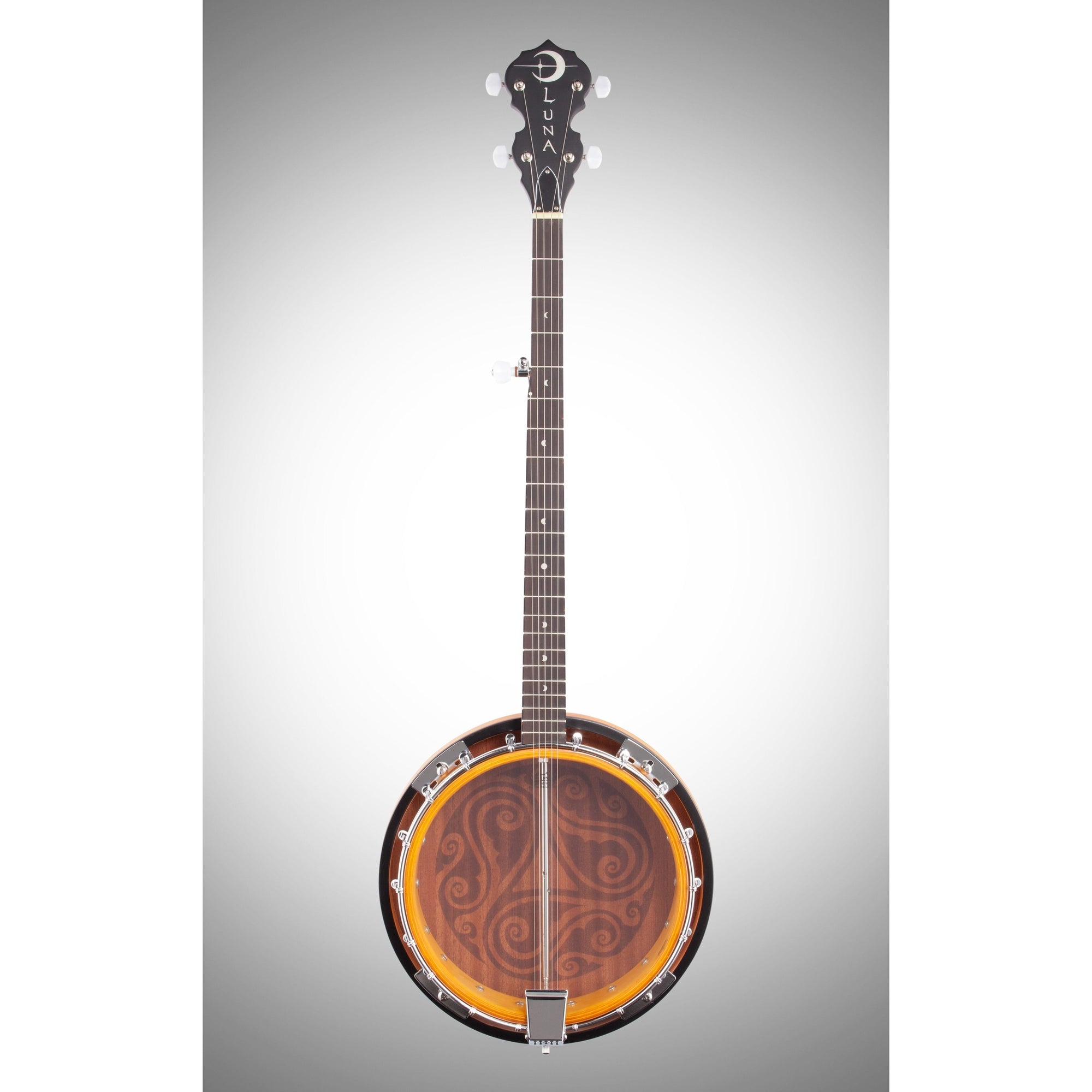 Luna Celtic Banjo, 5-String