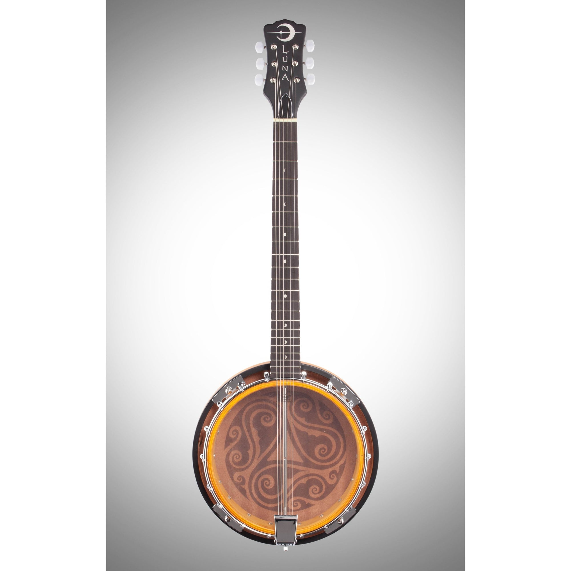 Luna Celtic Banjo, 6-String