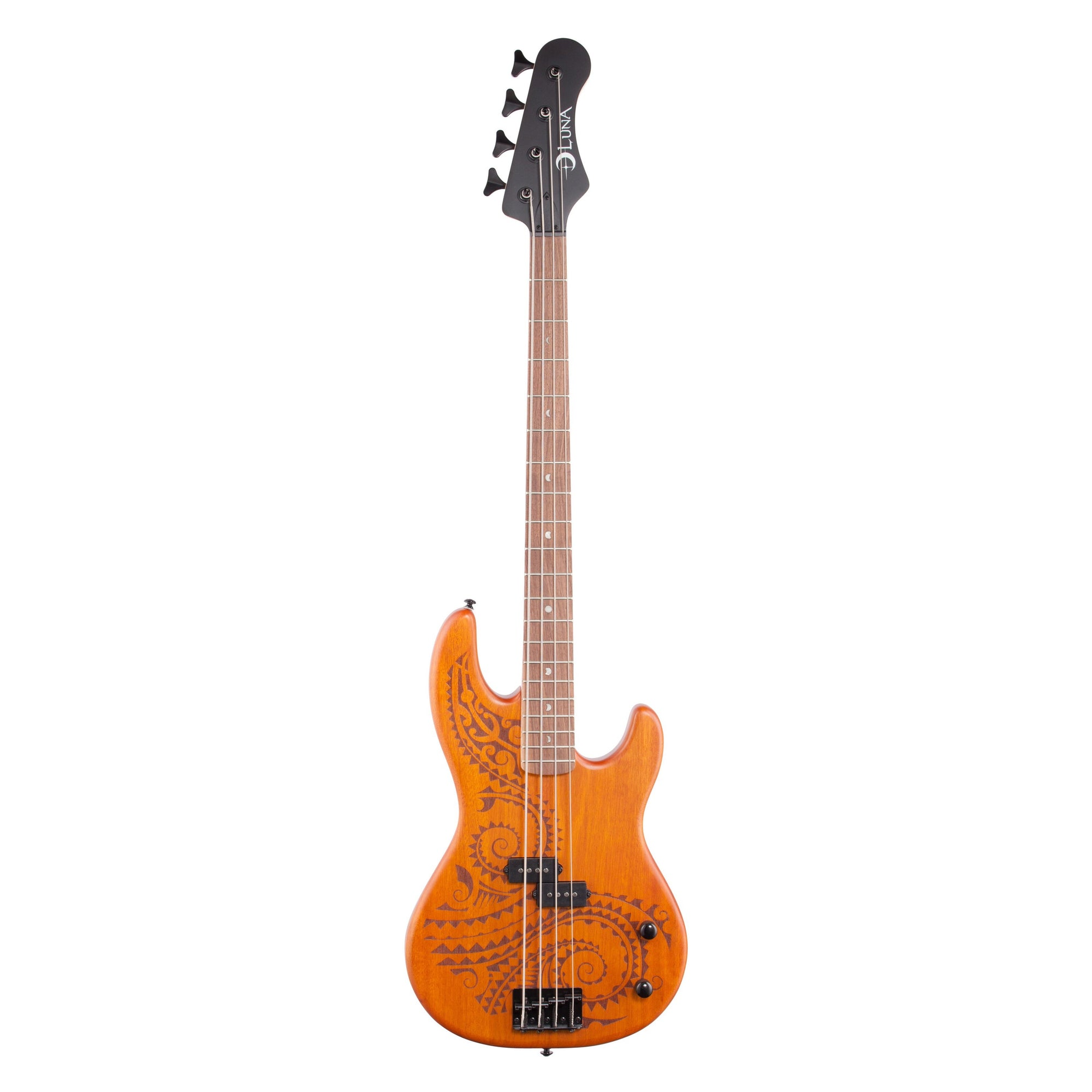 Luna Tattoo Electric Bass