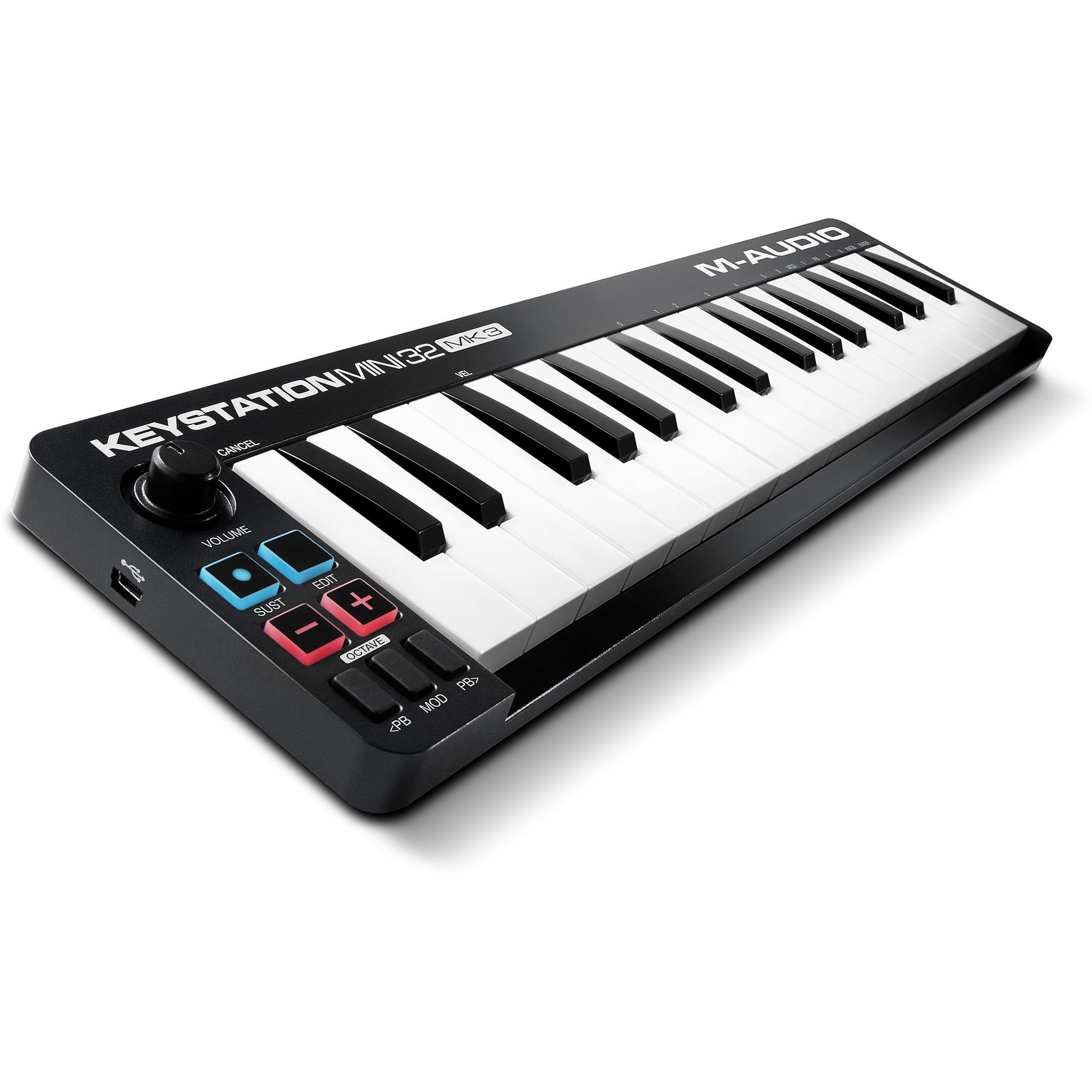M-Audio Keystation Mini 32 MK3 USB MIDI Keyboard Controller