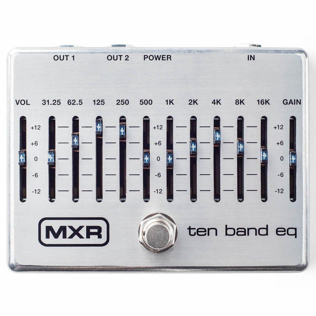 MXR M108S 10-Band Graphic EQ Pedal