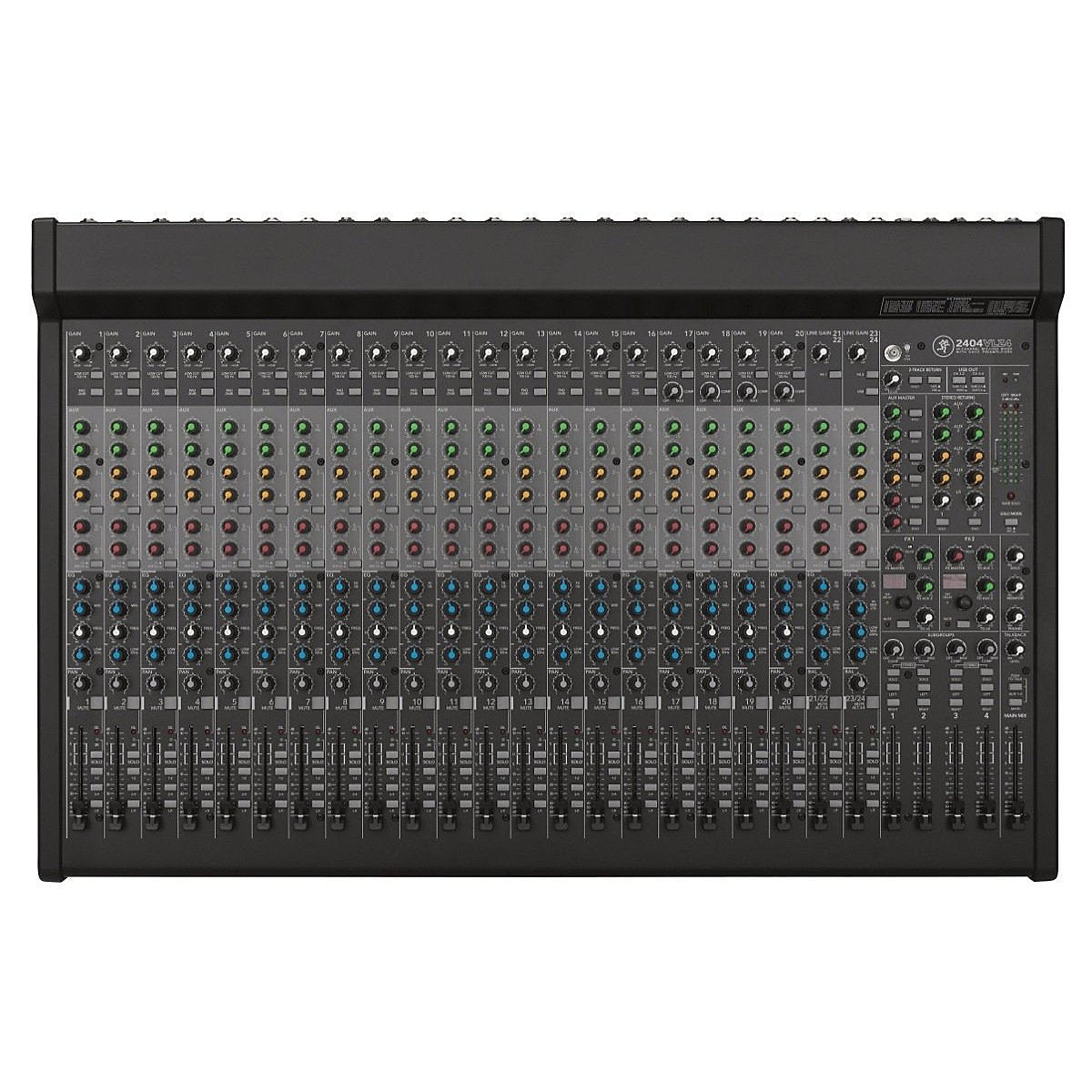 Mackie 2404VLZ4 24-Channel USB Mixer