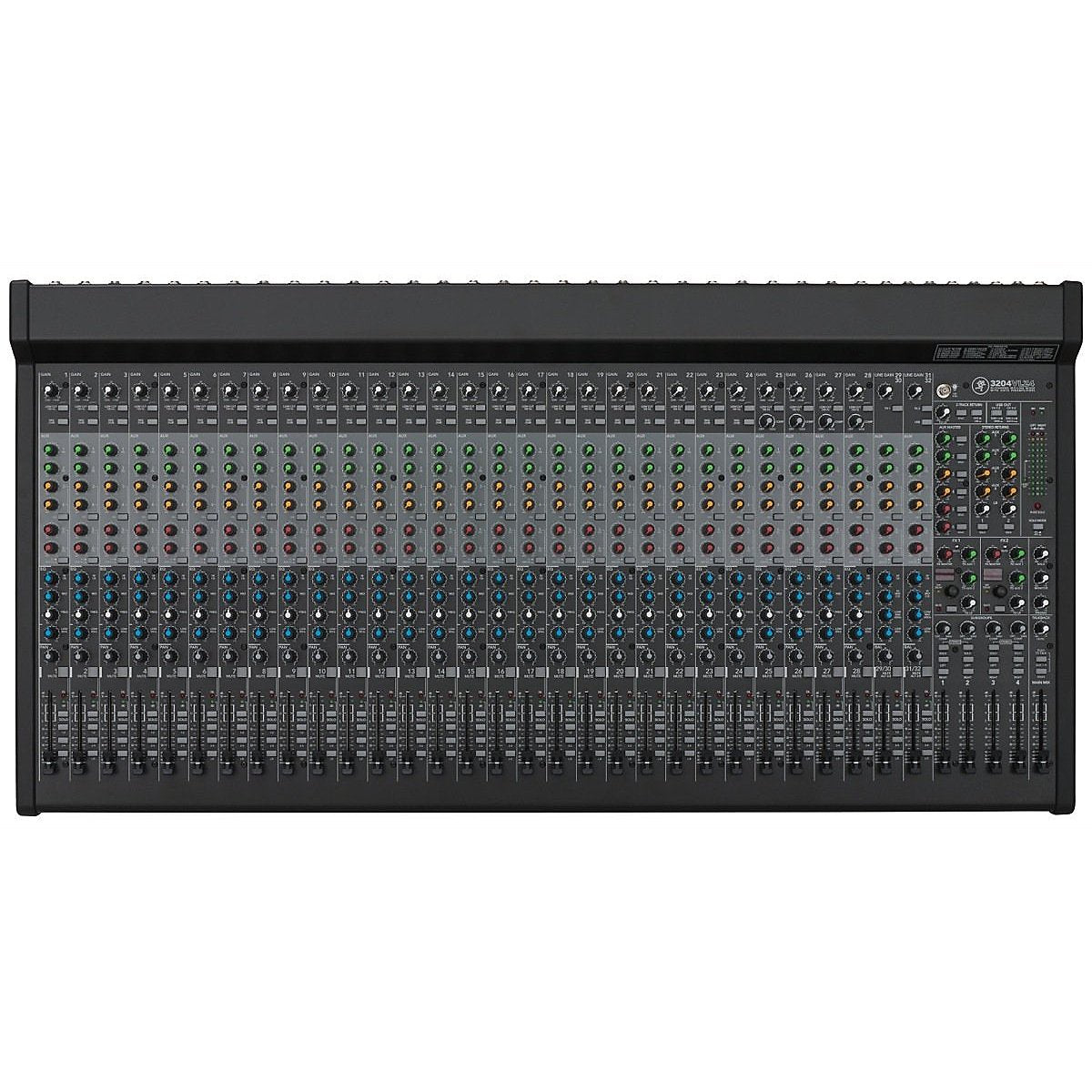 Mackie 3204VLZ4 32-Channel USB Mixer
