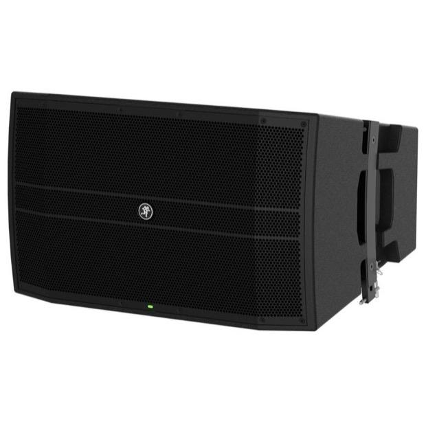 Mackie DRM-12A Powered Line Array Speaker, Single Speaker