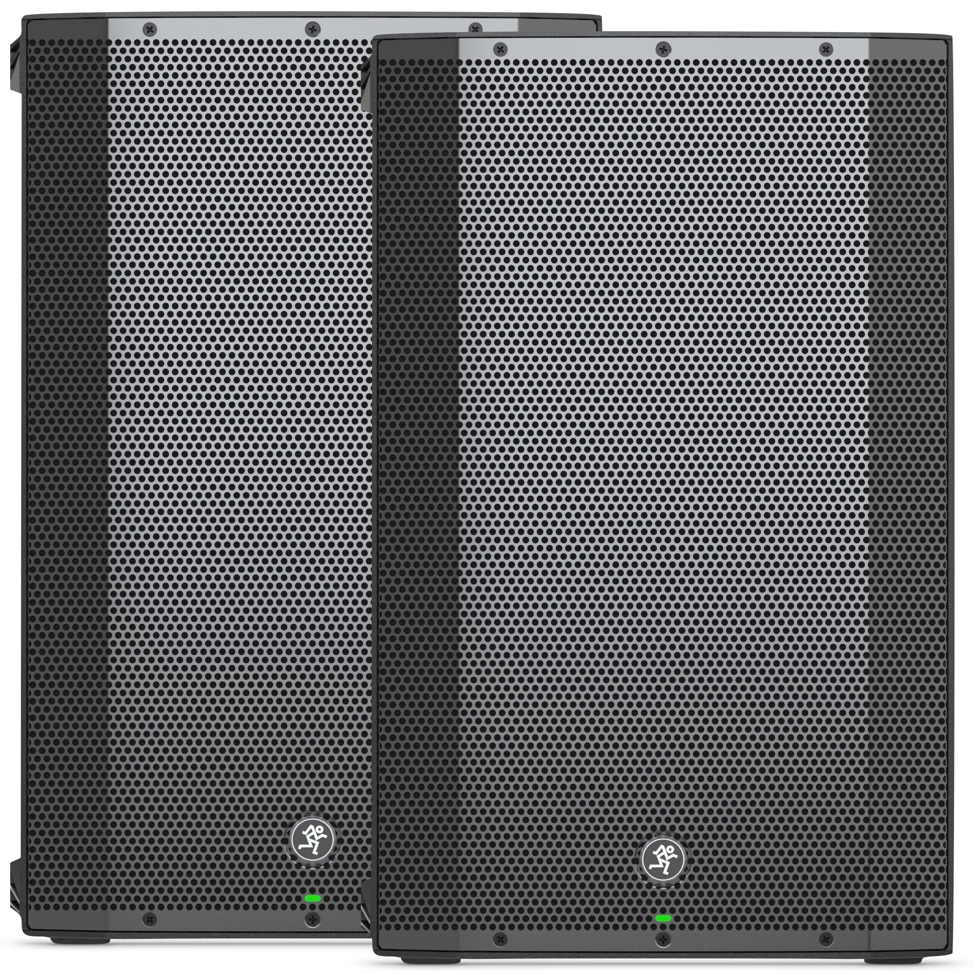 Mackie Thump15A Powered Speaker (1300 Watts, 1x15 Inch), Pair