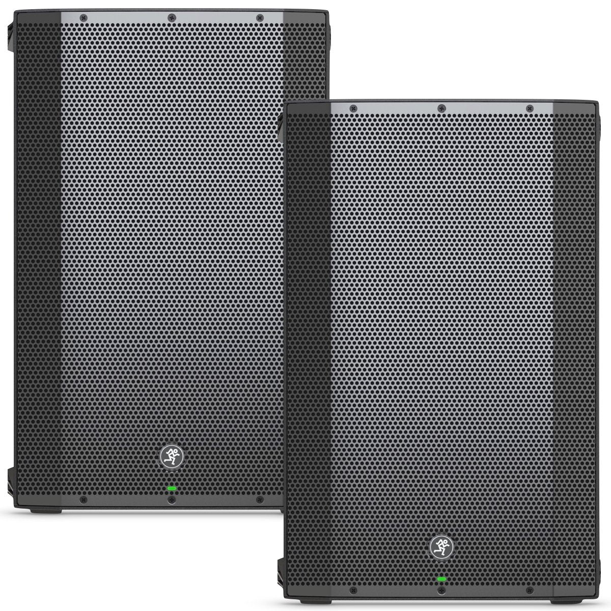 Mackie Thump15BST Powered Speaker (1300 Watts), Pair