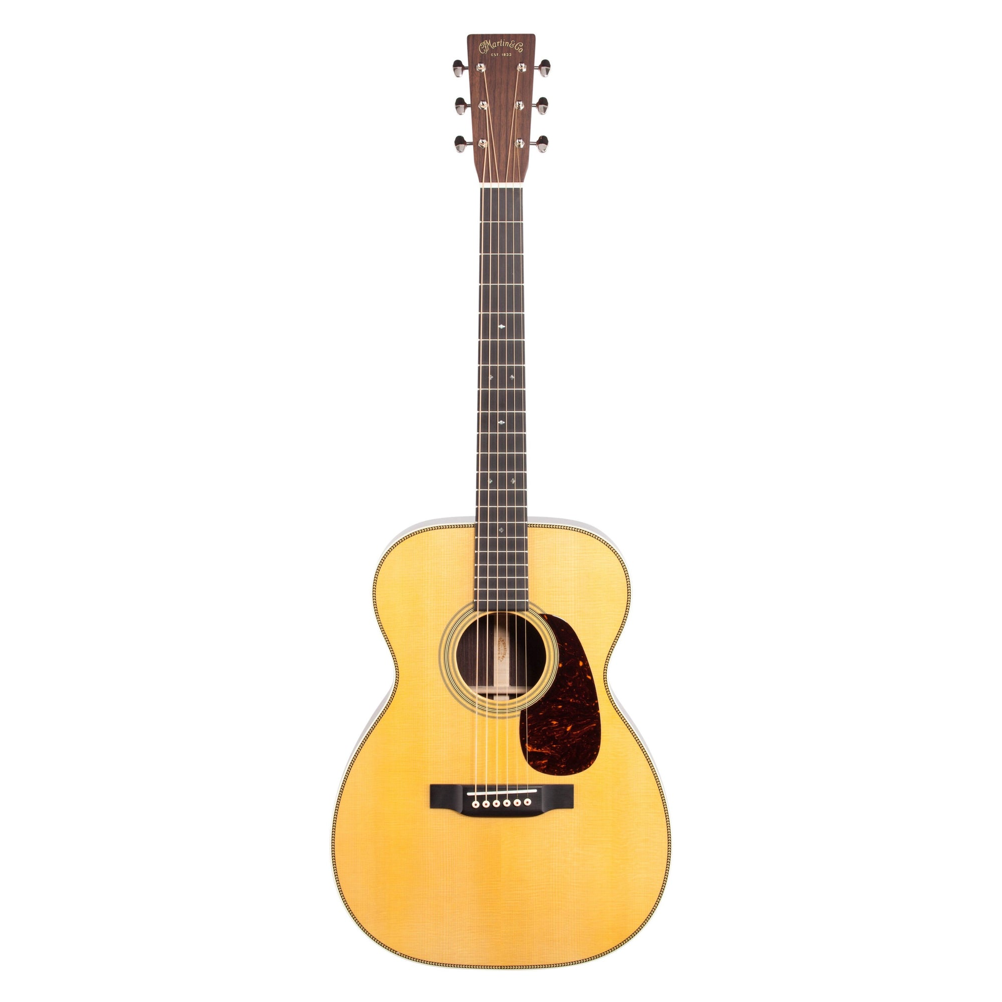 Martin 00-28 Redesign 2018 Acoustic Guitar (with Case), Natural