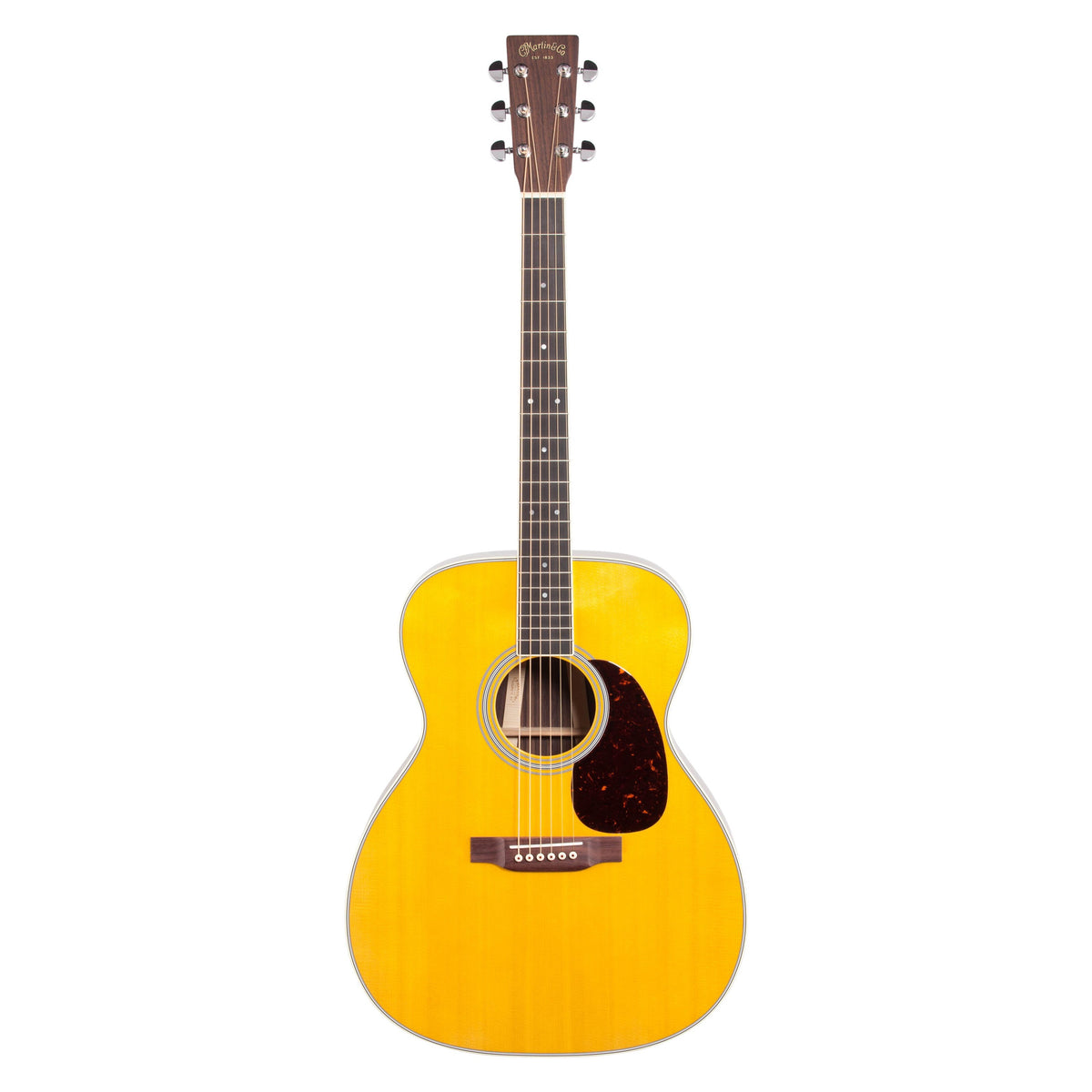 Martin 2018 M-36 Redesign Acoustic Guitar (with Case), Natural