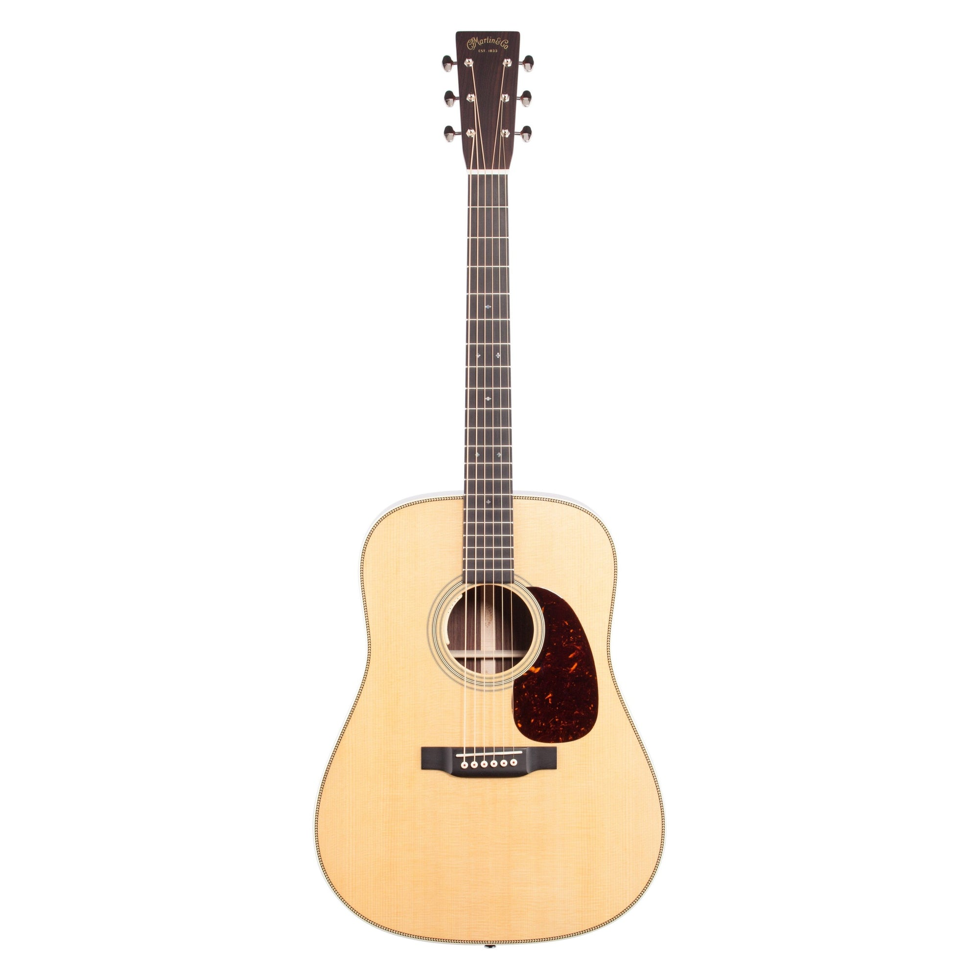 Martin HD-28EZ Acoustic-Electric Guitar with LR Baggs Anthem (and Case), Natural