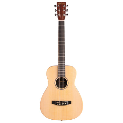 Martin LX1 Little Martin X Acoustic Guitar (with Gig Bag)