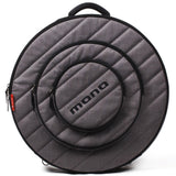 Load image into Gallery viewer, Mono M80 Cymbal Bag, Ash, 22 Inch