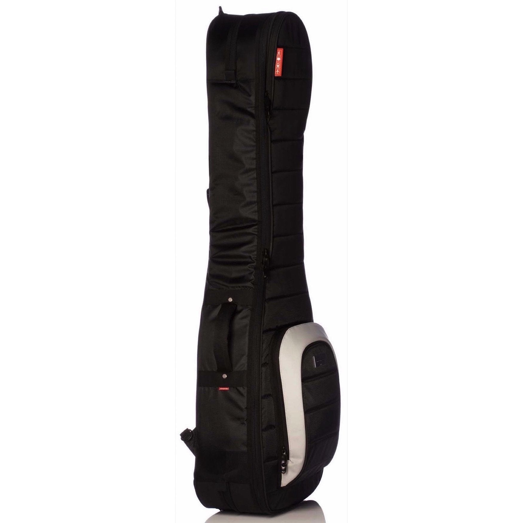 Mono M80 Dual Electric Bass Case, Jet Black