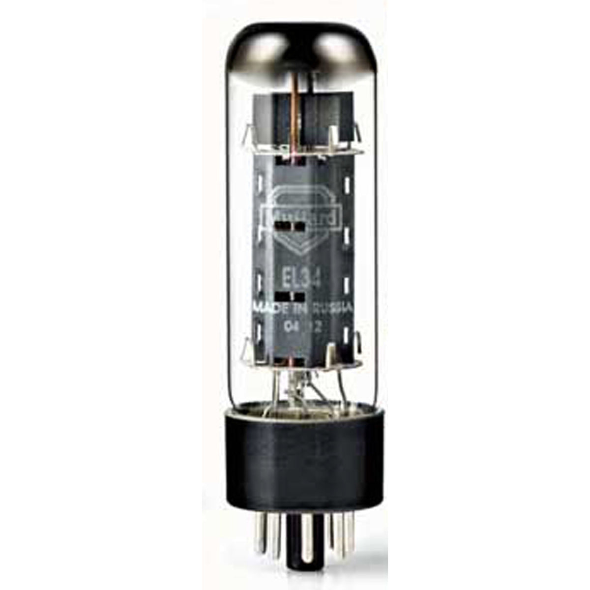 Mullard EL34 Power Amplifier Tube, Single