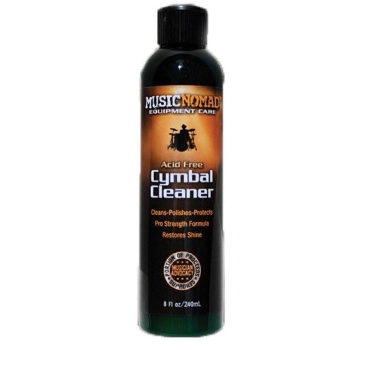 Music Nomad Drum Cymbal Cleaner and Polish