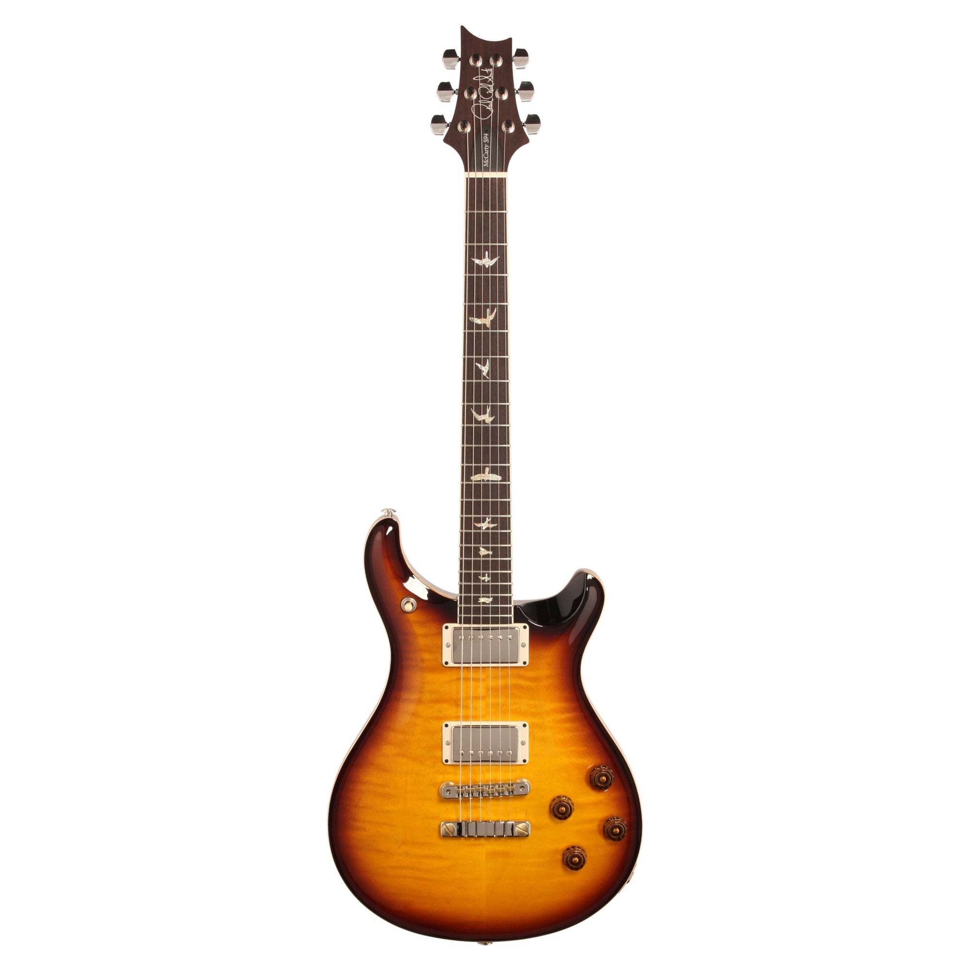 PRS Paul Reed Smith McCarty 594 Electric Guitar (with Case), McCarty Tobacco Sunburst