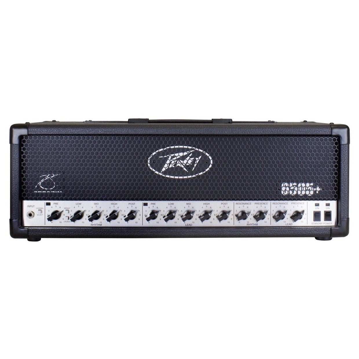 Peavey 6505 Plus Guitar Amplifier Head (120 Watts)