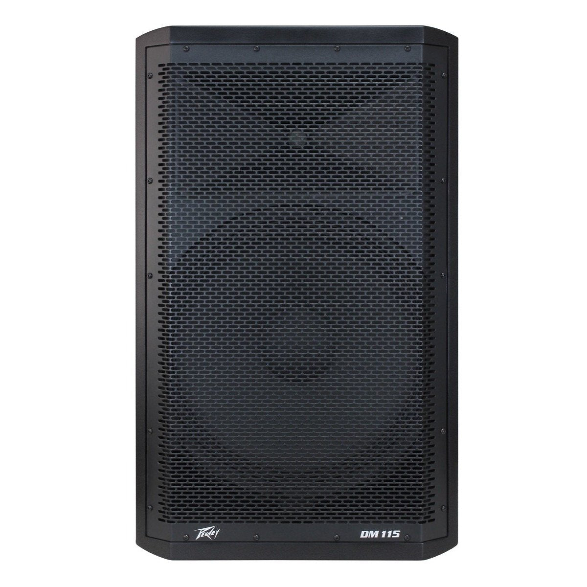 Peavey DM-115 Dark Matter Powered PA Speaker (660 Watts, 1x15 Inch)