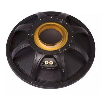 Peavey HE BWX Subwoofer Replacement Basket, 8 Ohms, 15 Inch