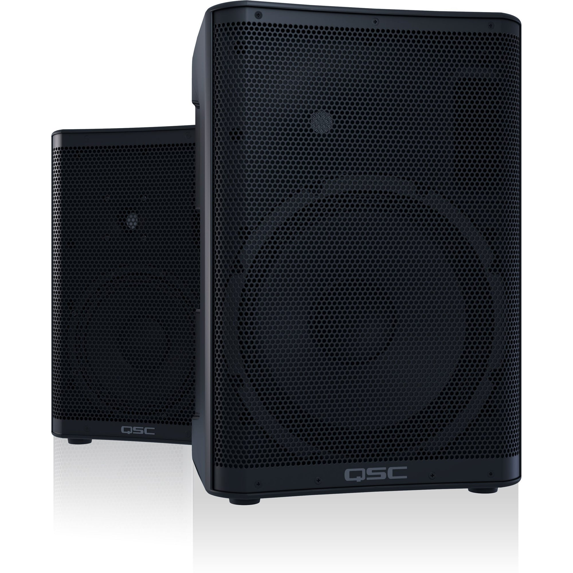 QSC CP8 Compact Powered Loudspeaker, Single
