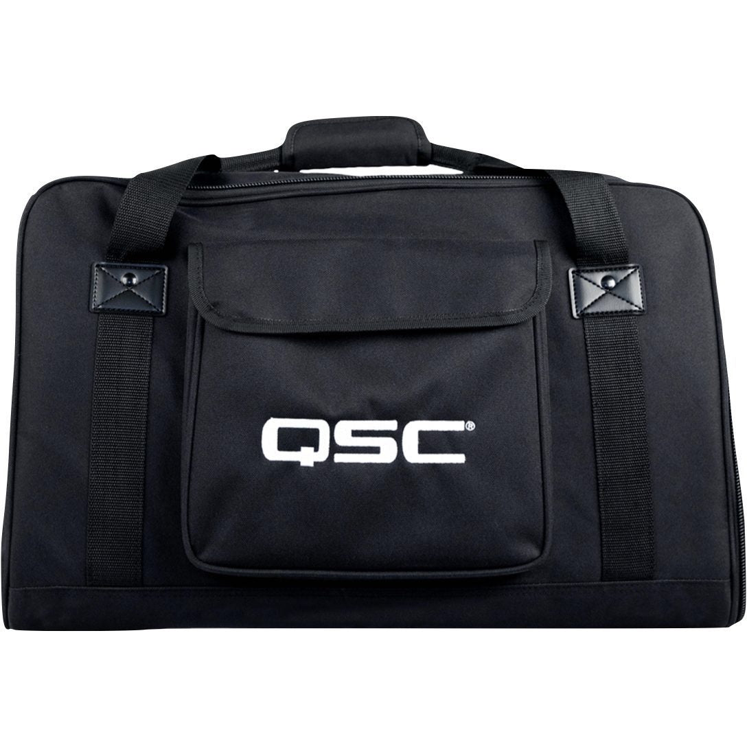 QSC CP Series Soft Padded Loudspeaker Tote Bag, for CP8