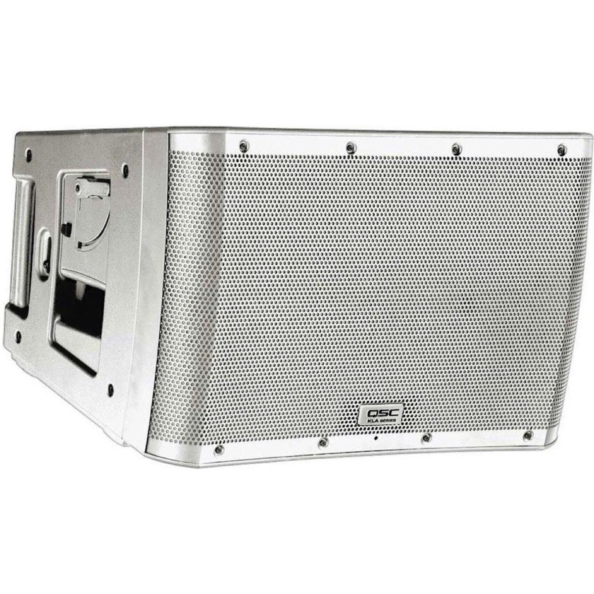QSC KLA12 Active Line Array Speaker System, White