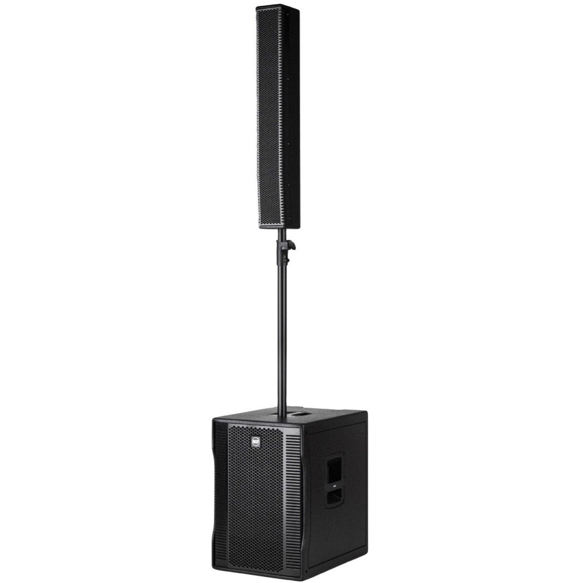 RCF EVOX 12 Active Speaker Array PA System, with EVOX 12 Cover