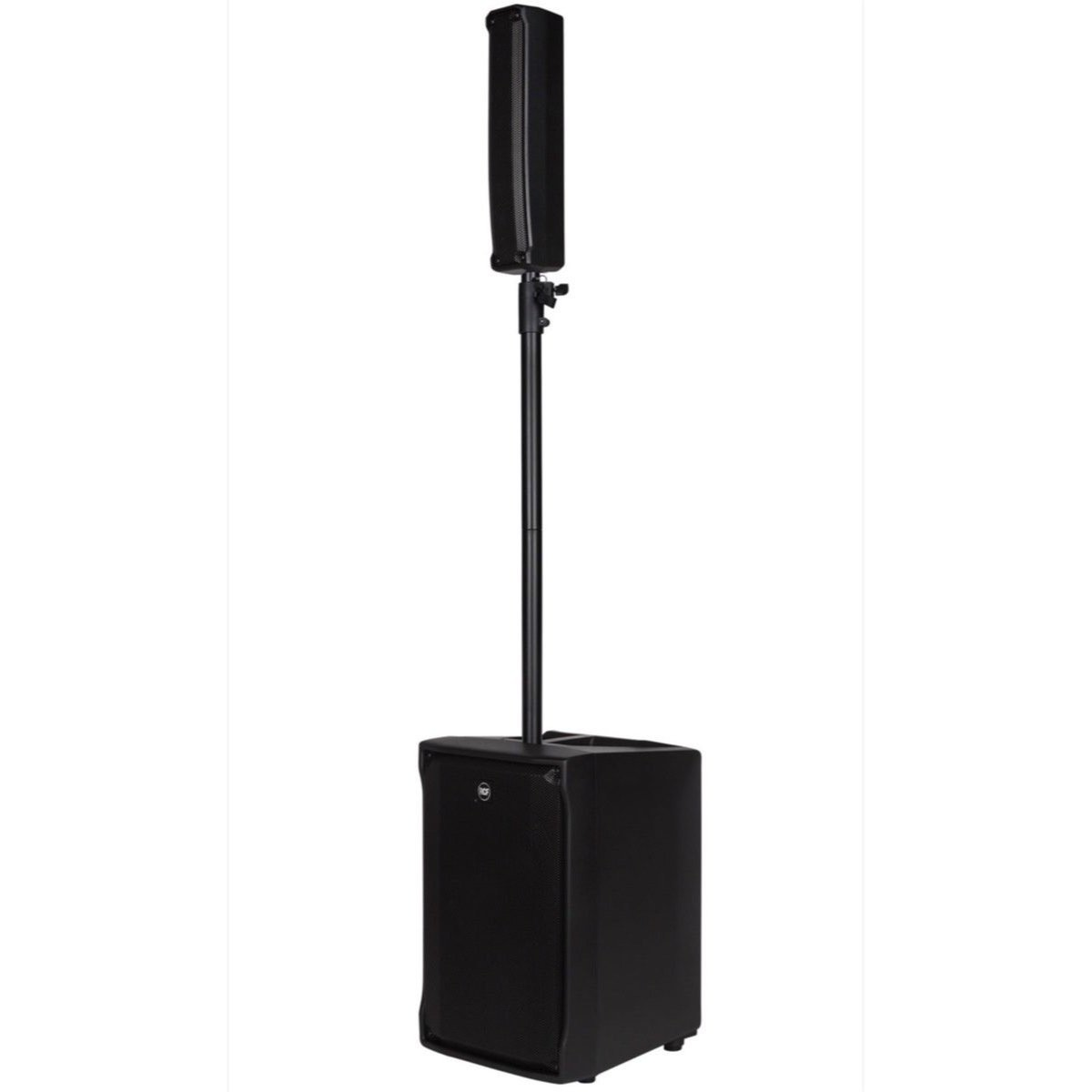 RCF EVOX J8 Active Portable Array PA System, Black