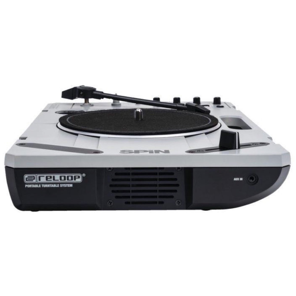 Reloop Spin Portable Belt-Drive Turntable System