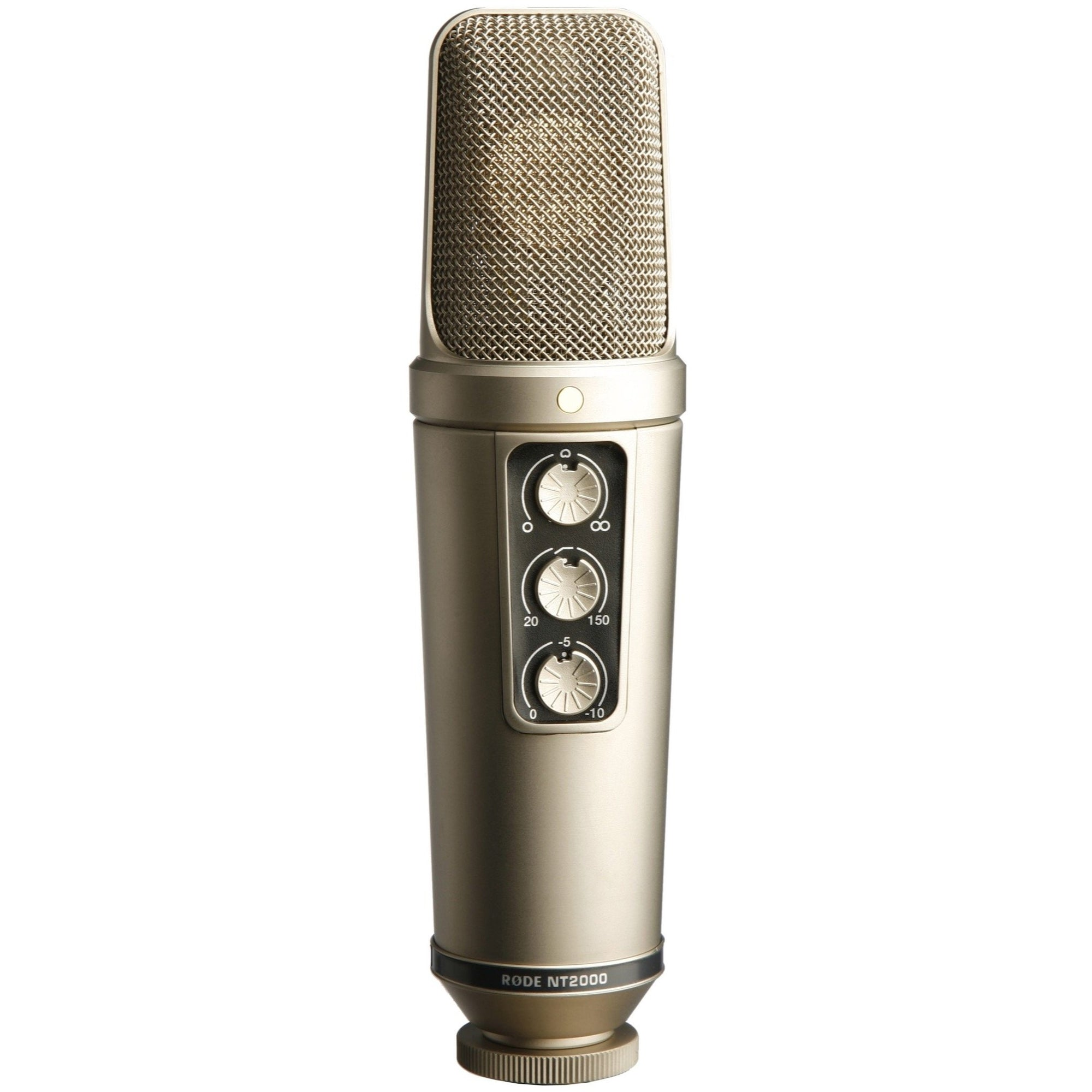 Rode NT2000 Variable Dual Diaphragm Condenser Microphone