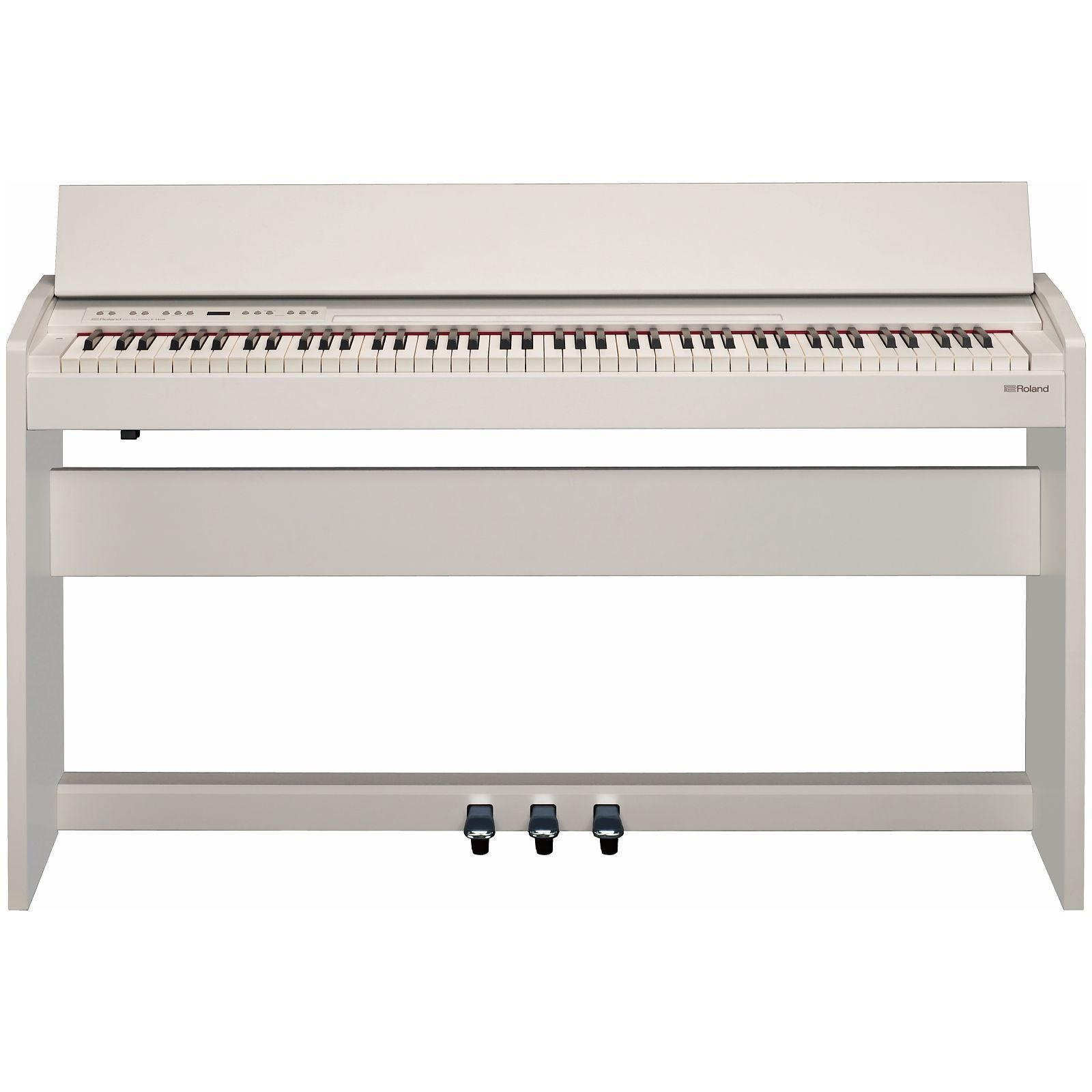 Roland F-140R Digital Piano, White