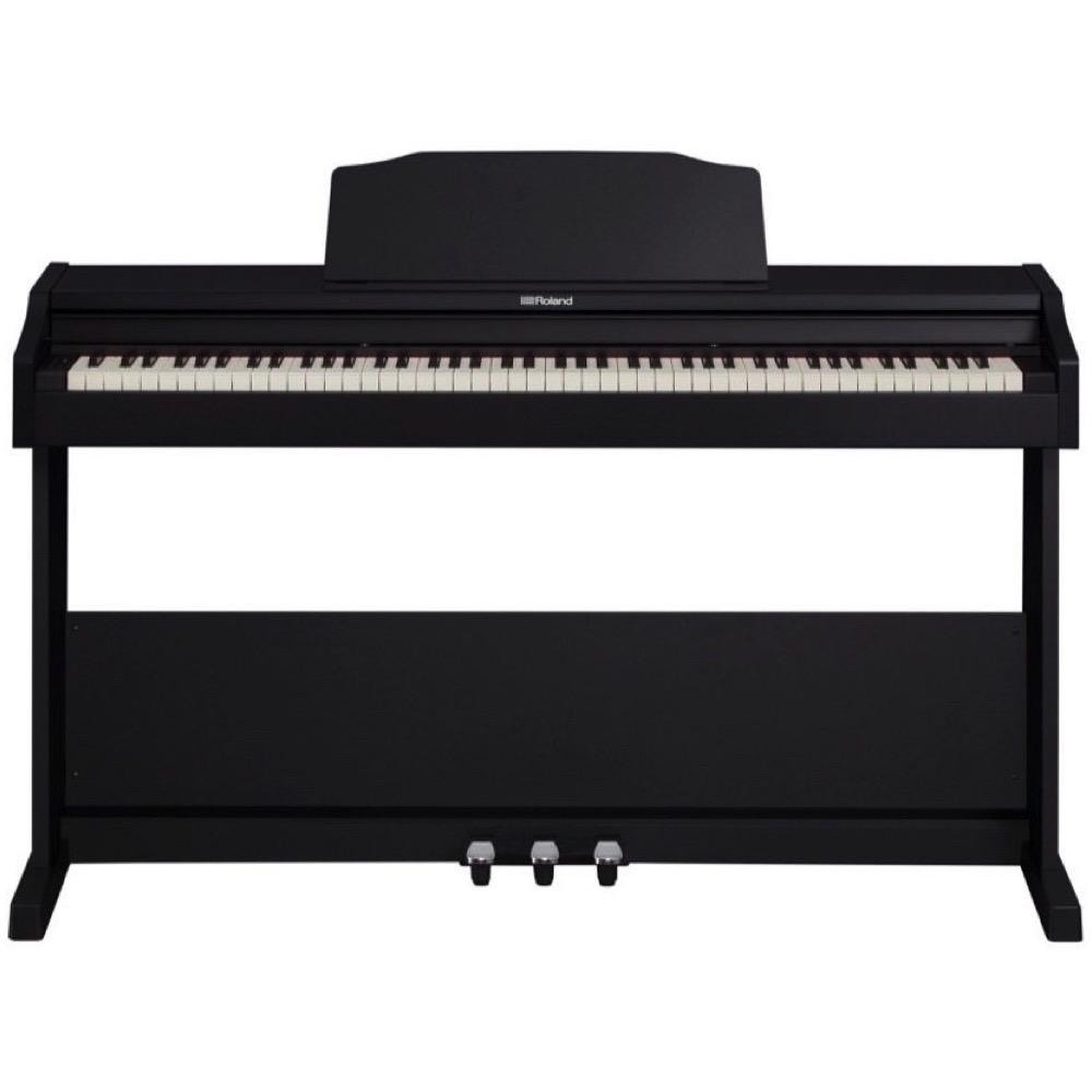 Roland RP-102 Digital Piano, Black