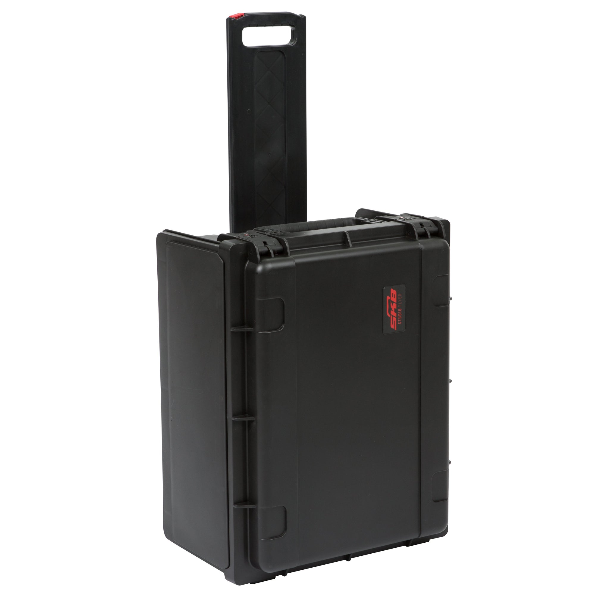 SKB 1SKB-iSF4U Molded 4U Studio Flyer Rack Case