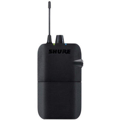 Shure P3R PSM300 Wireless In-Ear Monitor Bodypack, Band H20 (518.200 - 541.800 MHz)