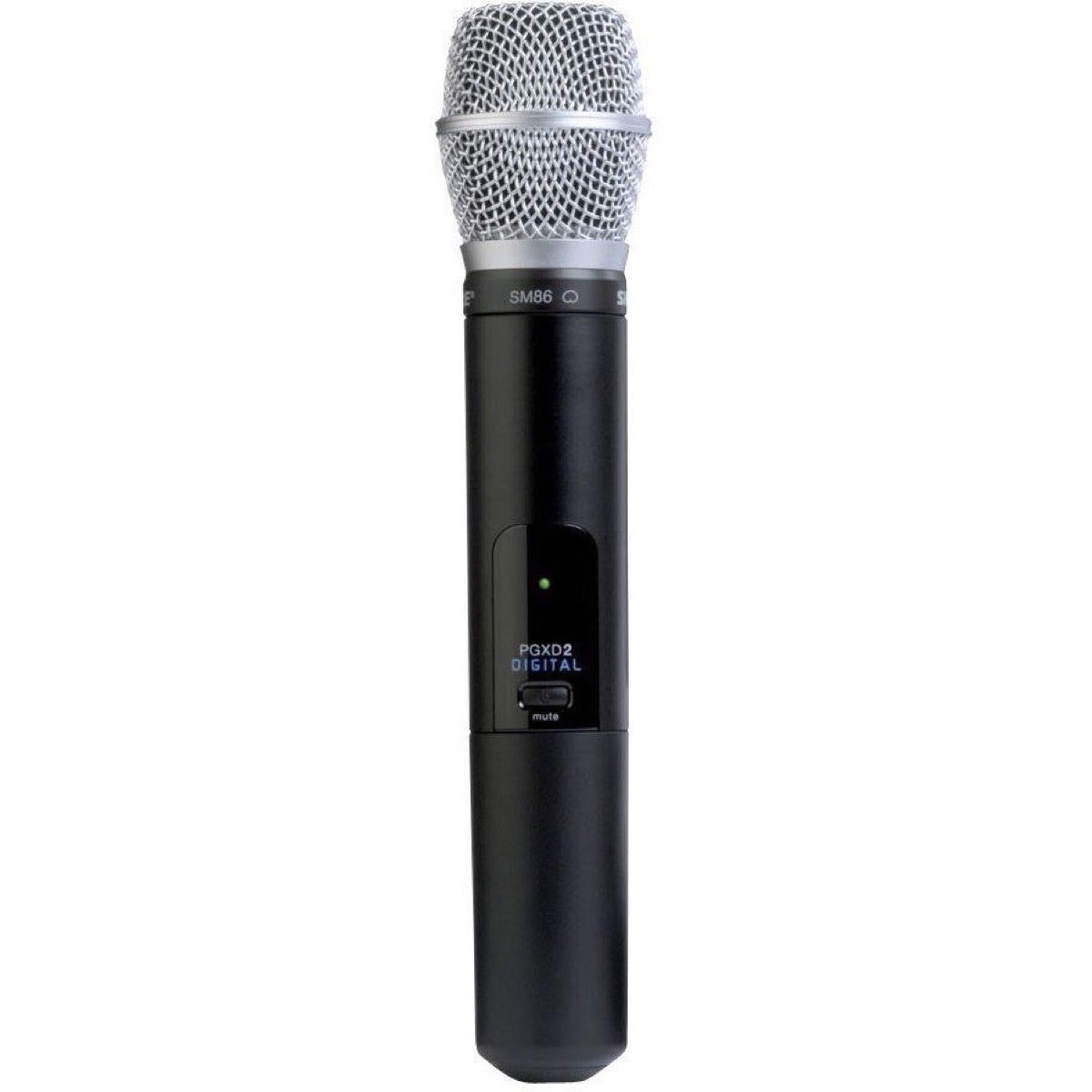 Shure PGXD2 SM86 Digital Handheld Wireless Microphone Transmitter, Band X8 (902 - 928 MHz)