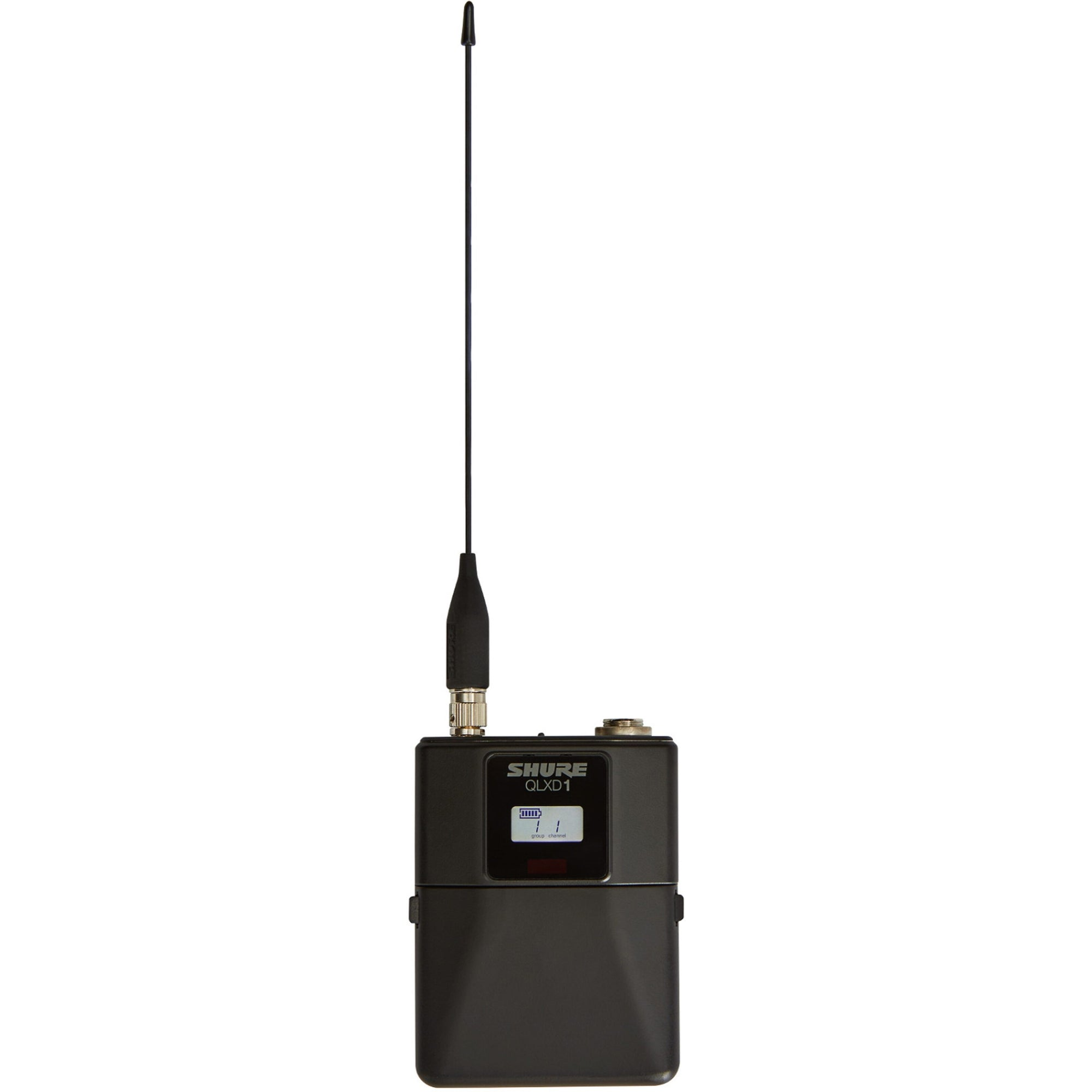 Shure QLXD1484 Wireless System with WL184 Lavalier Microphone, Band V50 (174 - 216 MHz)