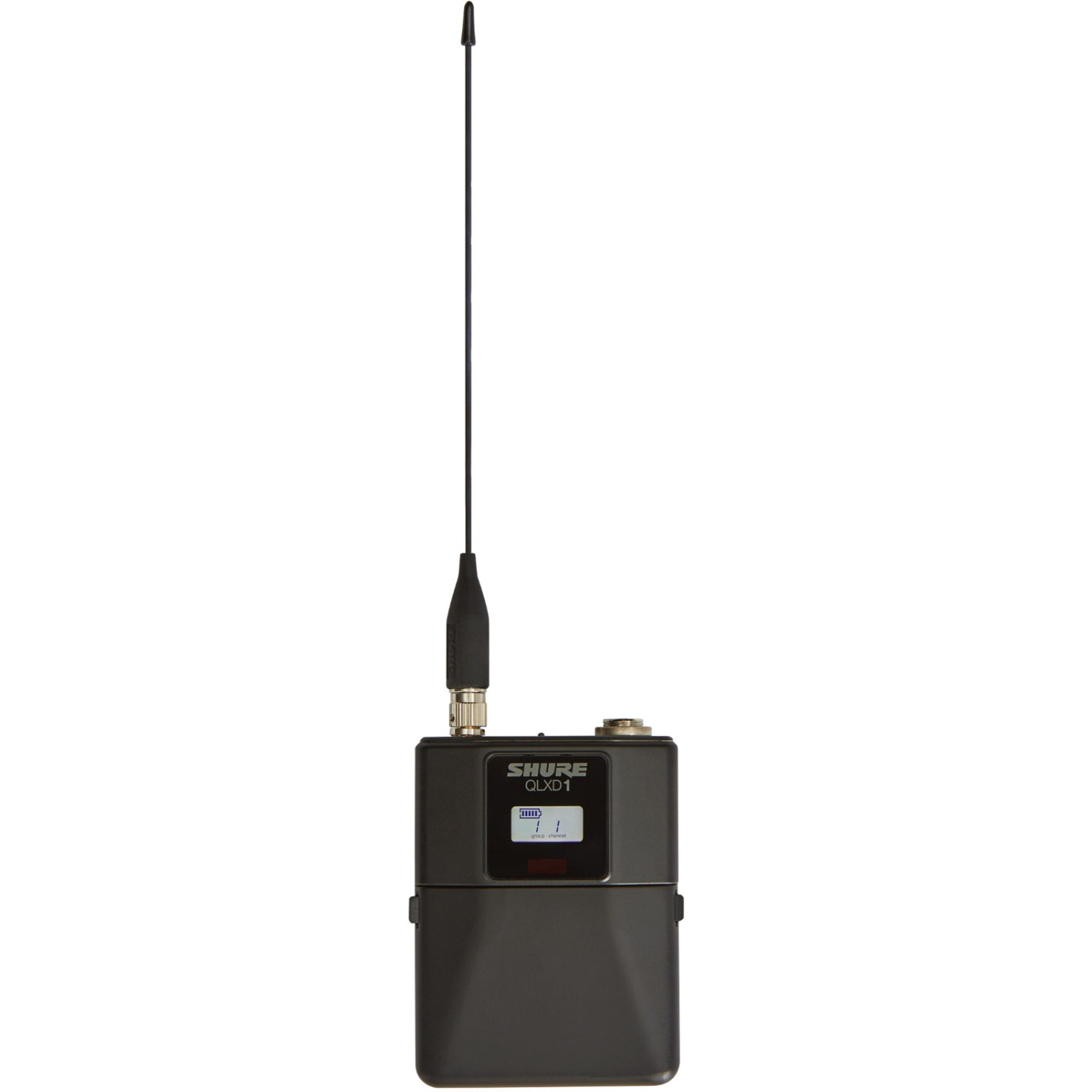 Shure QLXD1485 Wireless System with WL185 Lavalier Microphone, Band V50 (174 - 216 MHz)