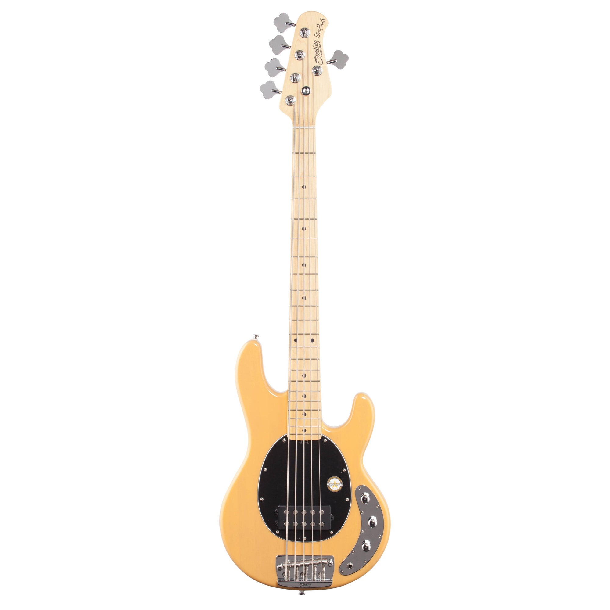 Sterling by Music Man StingRay Ray25 Classic Electric Bass, Butterscotch