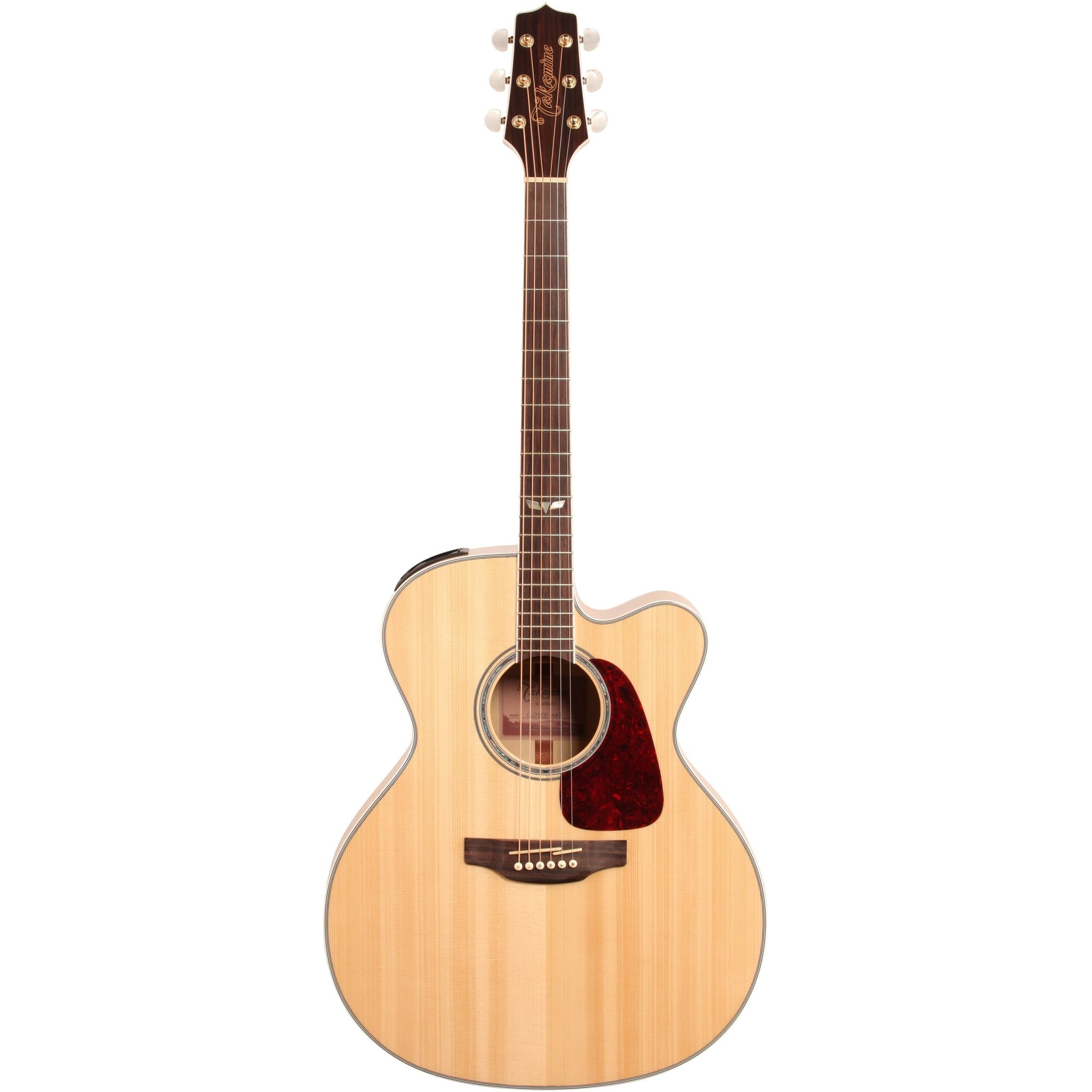 Takamine GJ72CE Jumbo Acoustic-Electric Guitar, Natural