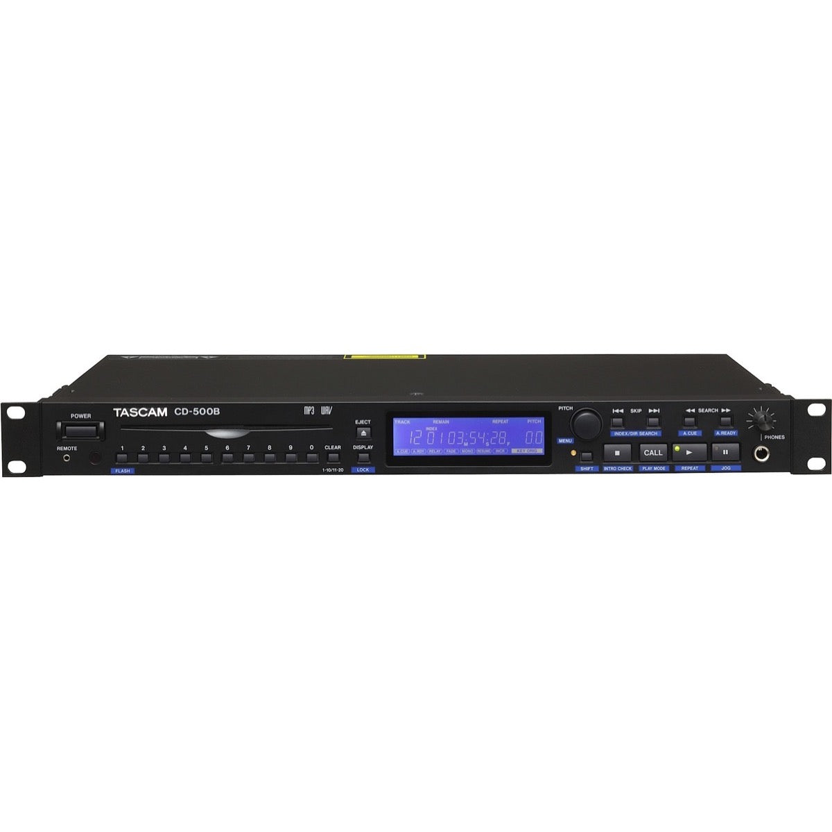 Tascam CD-500B CD Player with Balanced Output