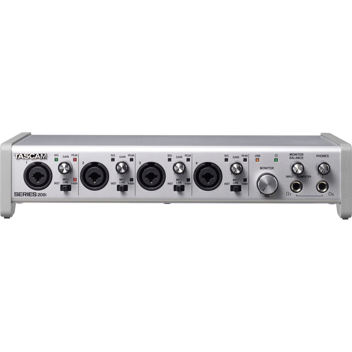 Tascam Series 208i USB Audio Interface